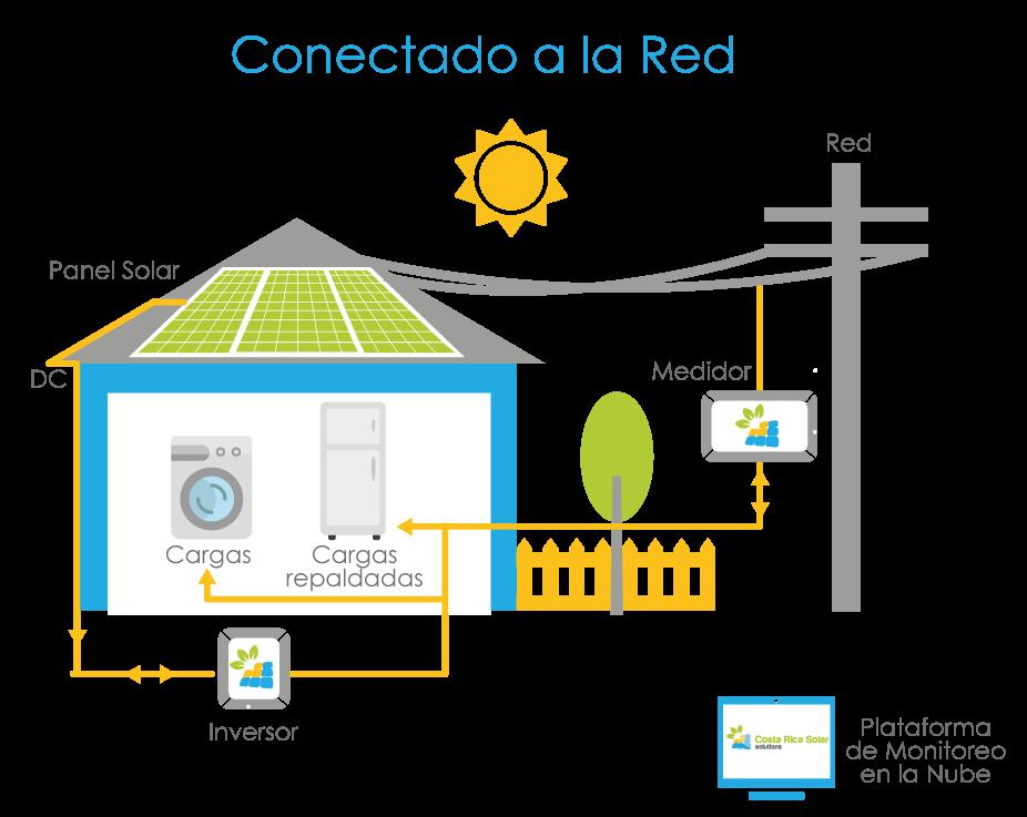 CONECTADO A LA RED